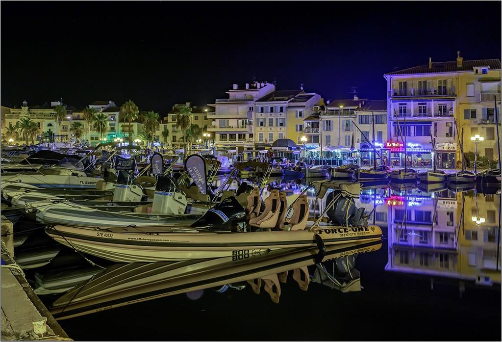 Sanary by night Img_6112