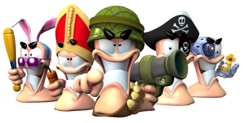 Worms Battlegrounds Worms110