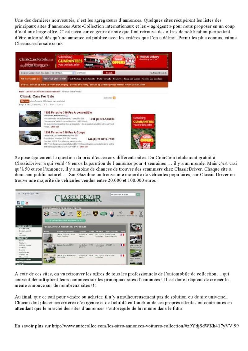 LA GUERRE DES SITES D ANNONCES DE COLLECTION 000318
