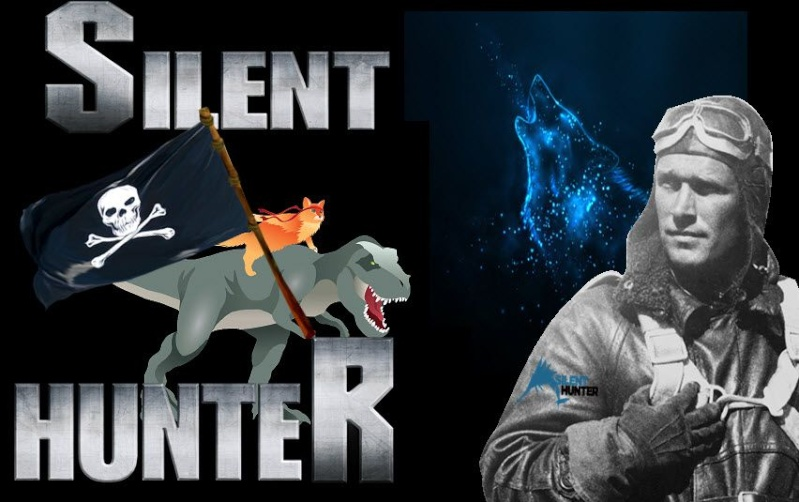 Банер полка Silent Hunter Silent10