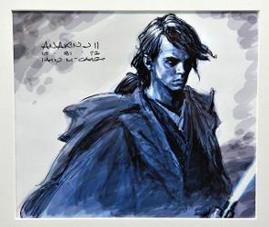 Iain McCaig Anakin10