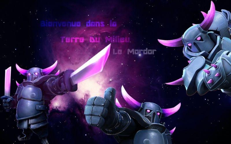 Clan Terre du Milieu Le Mordor (TDM)