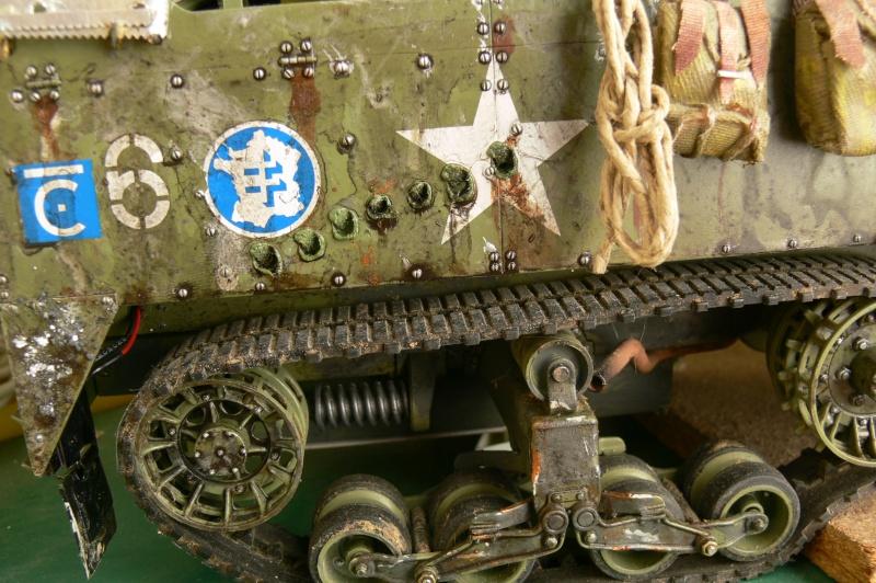 Upgrade Torro M16 Halftrack P1090112