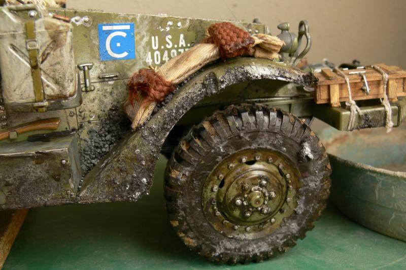 Upgrade Torro M16 Halftrack P1090113