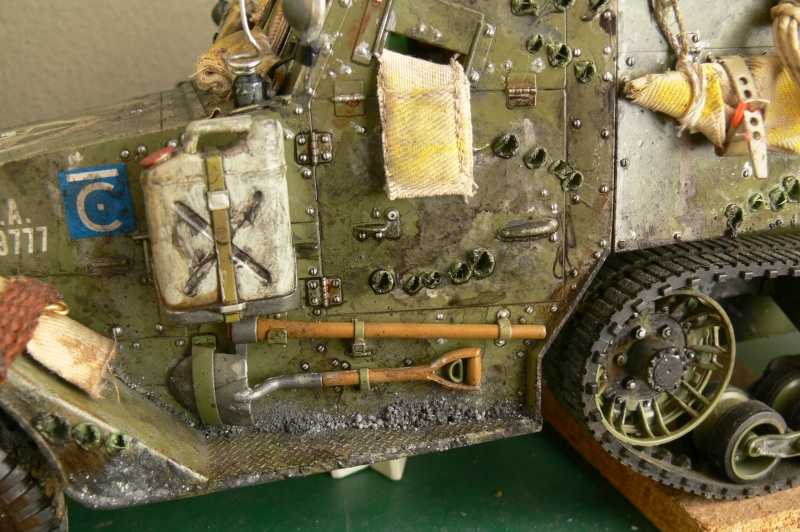 Upgrade Torro M16 Halftrack P1090115