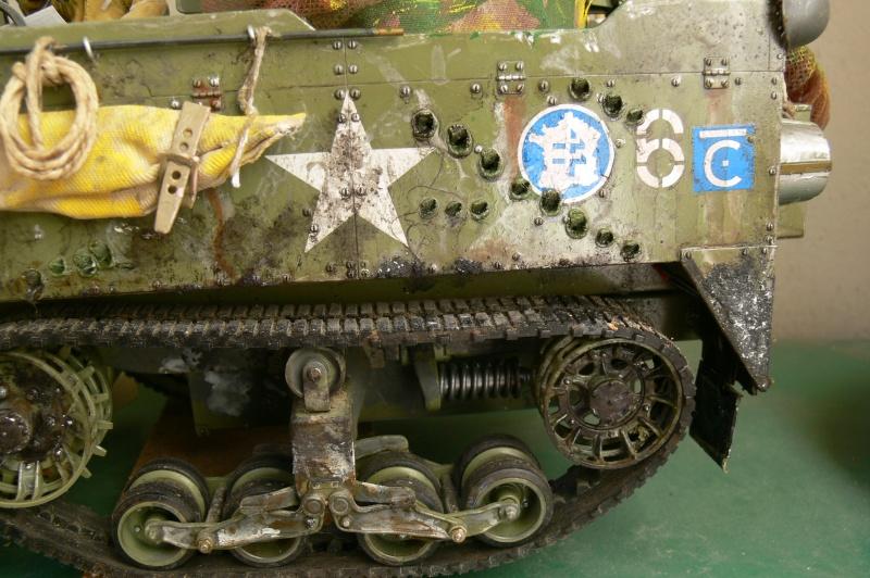 Upgrade Torro M16 Halftrack P1090116