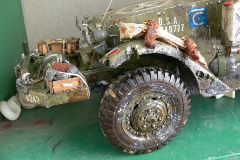 Upgrade Torro M16 Halftrack P1090117