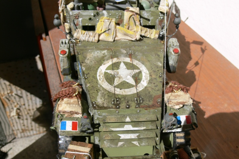 Upgrade Torro M16 Halftrack P1090118