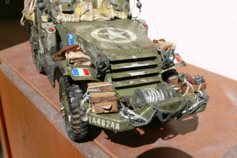 Upgrade Torro M16 Halftrack P1090119