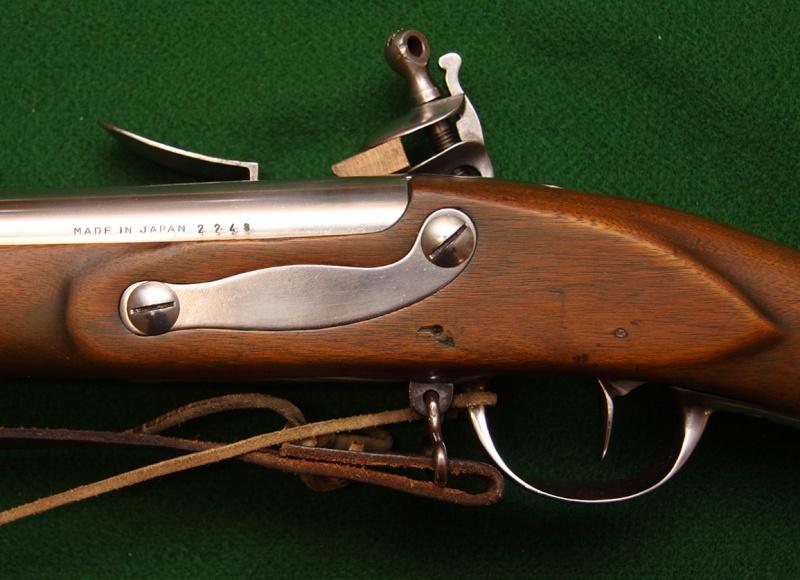 Fusil d'infanterie 1770 M1766_16