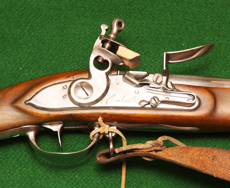 Fusil d'infanterie 1770 M1766_23