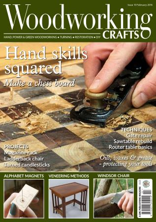 Woodworking Crafts 10 (February 2016) Gght6610