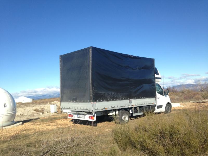 Nouvelle Coupole à Sirène Camion10