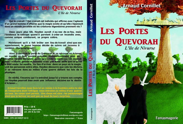 Les Portes Du Quevorah [Fanstasmagorie] Couver10