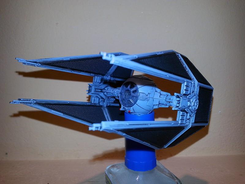 Tie Interceptor Revell 20151213