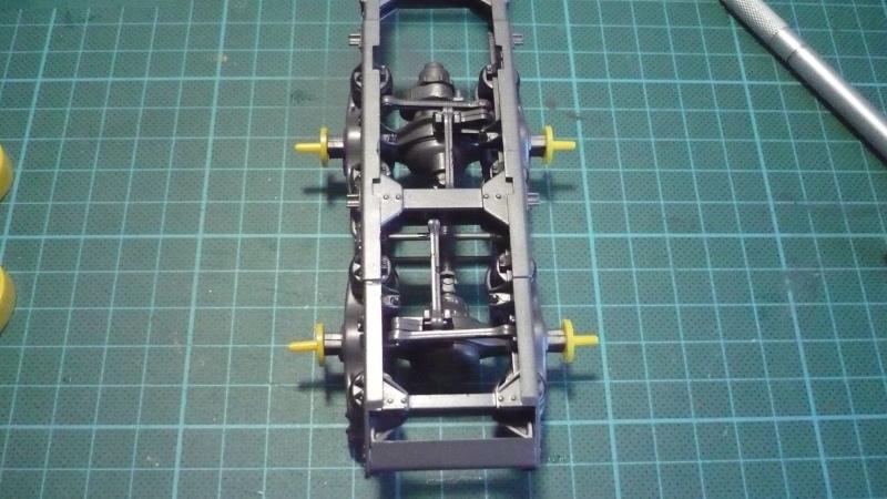 Kenworth K-100 Aerodyne Revell 1/25e - Page 3 P1100447