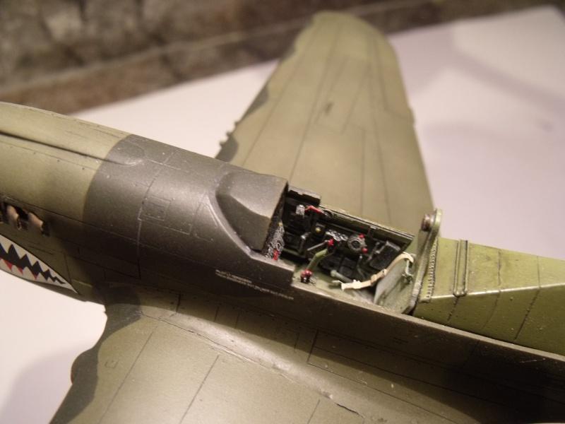 P-40 N Eduard 1/48° - Page 4 Dscf6333