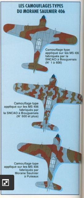 Morane Saulnier MS 406 - 1/48eme AZ Models  Ms40610
