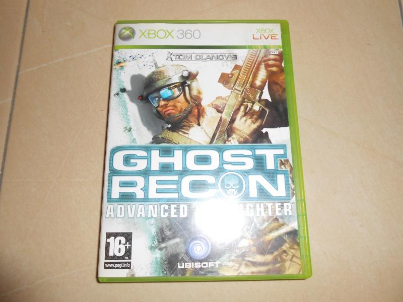 [Don] Ghost Recon - Advanced Warfighter sur Xbox 360 Dscn1311