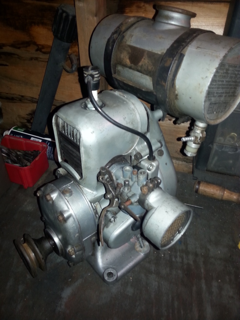Oops I did it again! bought a Sachs Stamo 50 engine. Update 31-01 new pics  20160123
