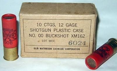 Remington 870 au Vietnam.  Post-612