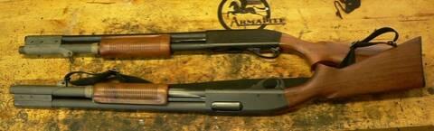 datant Remington 870