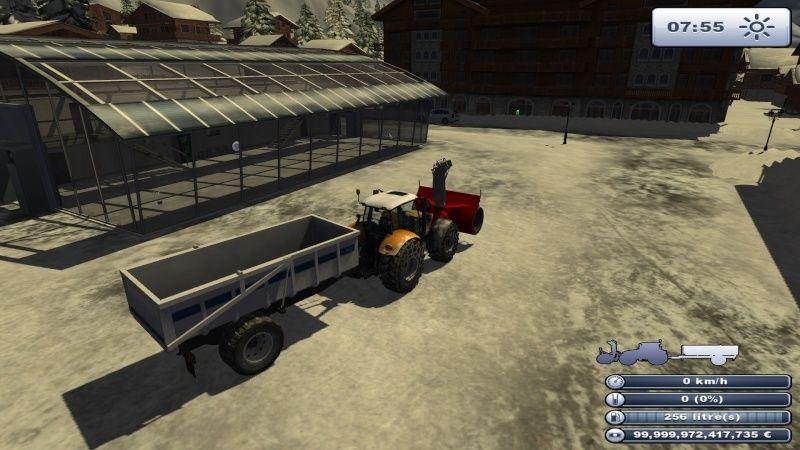 Ski region simulator 2012 Srsscr12