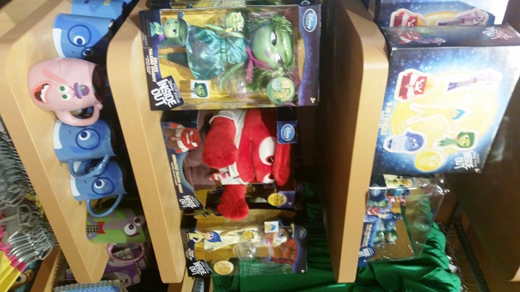 Disney Store - Barcelone 20151015