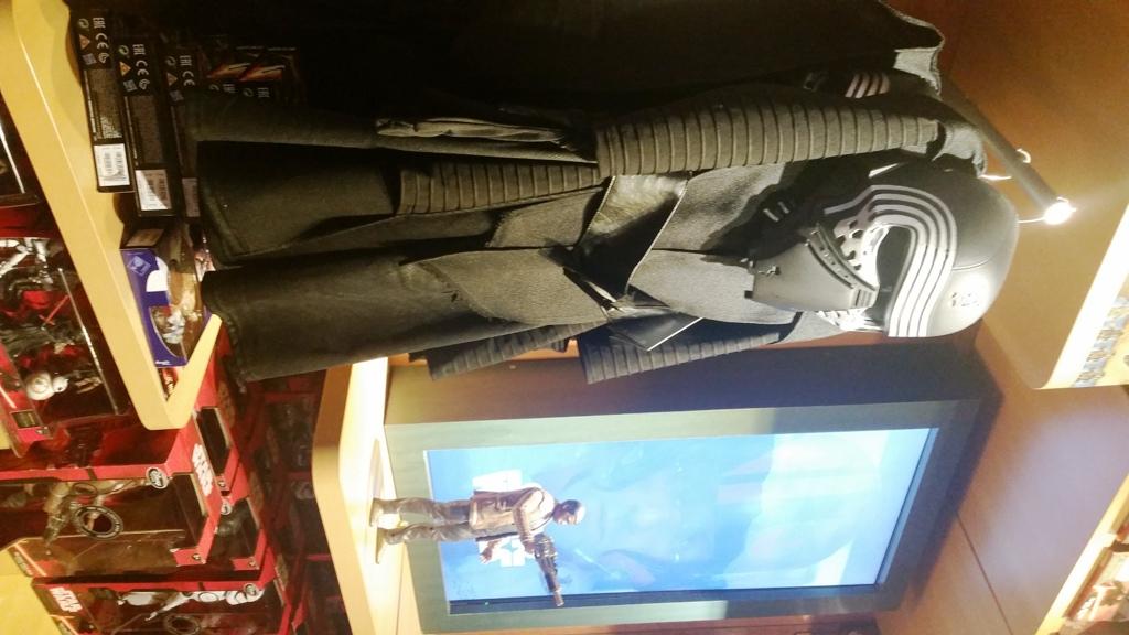 Disney Store - Barcelone 20151018