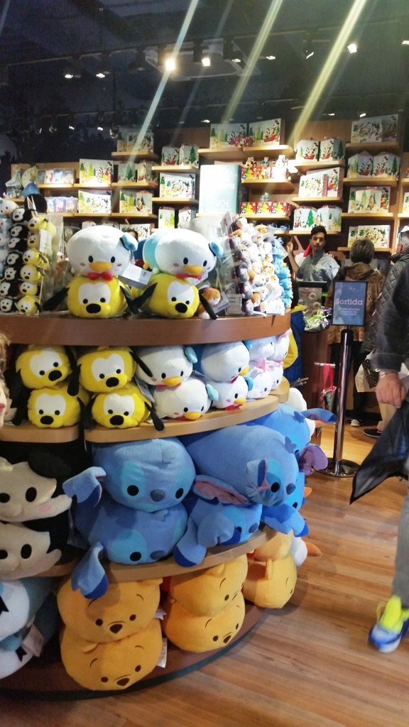 [Boutique Disney Store] Barcelone 20151021