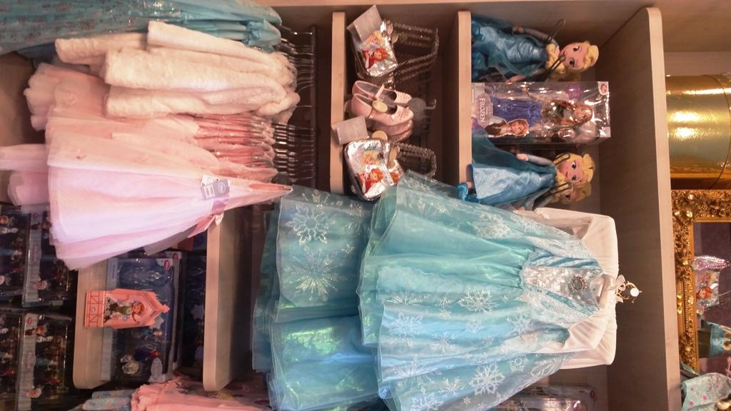 Disney Store - Barcelone 20151026