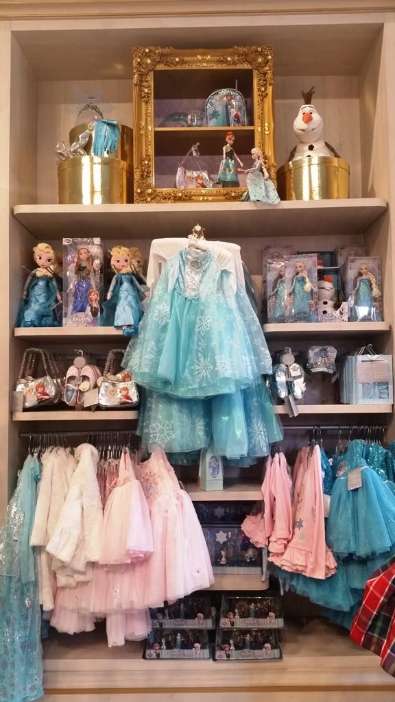 Disney Store - Barcelone 20151028