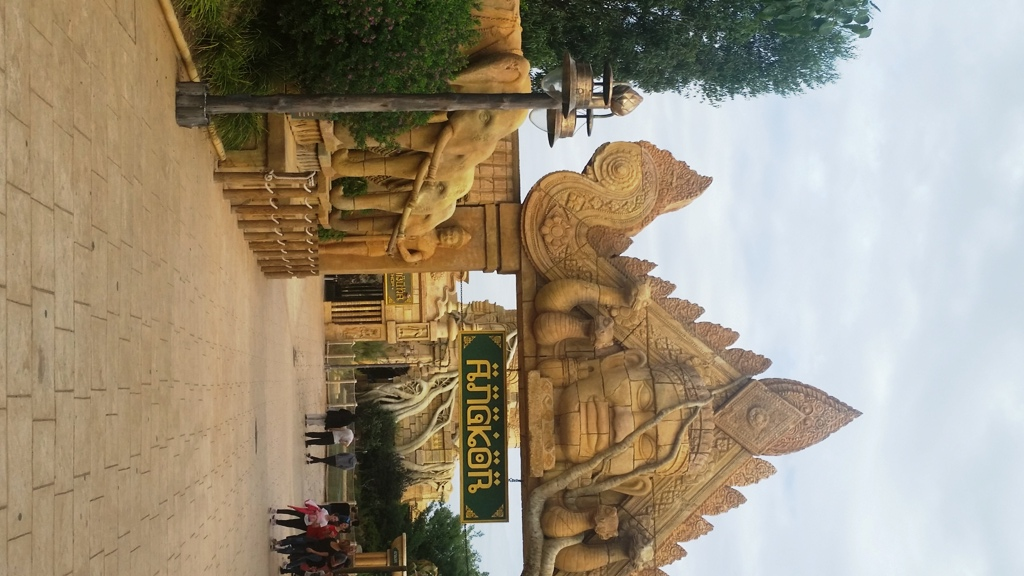 Port Aventure - Octobre 2015  20151060
