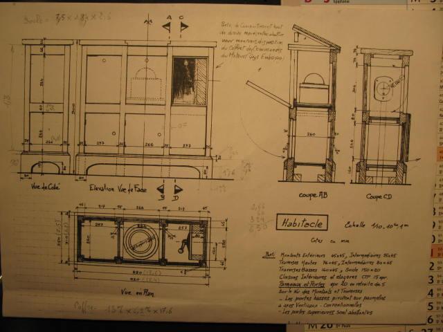 """Kit Artesania """"Le Renard"""" au 1/50 par pipr - Page 3 Img_0823"""
