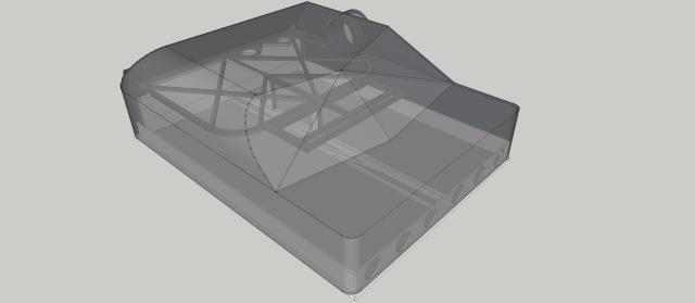 e-MTB   Custom CarbonScrub x Trampa   Willozboard   APS 6.4kW 6374  12S5Ah   VESC 01410