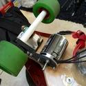 e-MTB   Custom CarbonScrub x Trampa   Willozboard   APS 6.4kW 6374  12S5Ah   VESC Fichie20