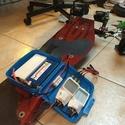 e-MTB   Custom CarbonScrub x Trampa   Willozboard   APS 6.4kW 6374  12S5Ah   VESC Fichie57
