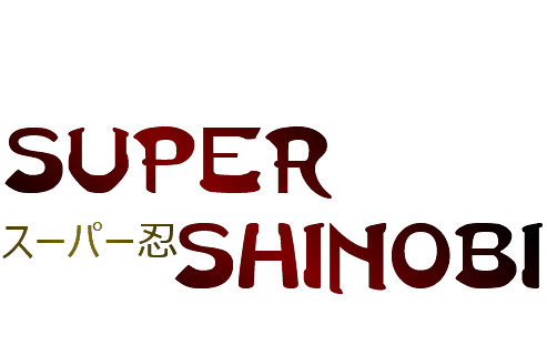 Super Shinobi Logo10