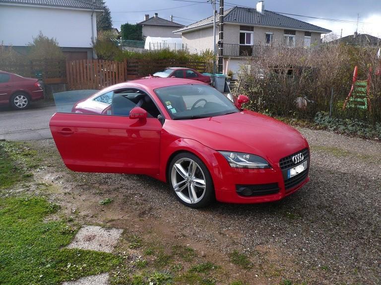 Audi tt mk2 rouge - Page 3 Jantes16