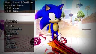 ★ GTA: SonicFreak Edition ★  _weapo10