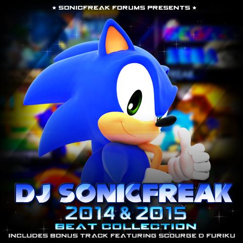 ★ DJ SonicFreak 2014 & 2015 Beat Collection ★ Cover10