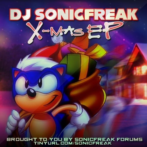 ★ Returning SF Forums & X-Mas EP out for download ★ Cover11