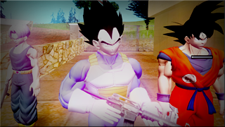 ★ GTA: SonicFreak Edition ★  Dbz10