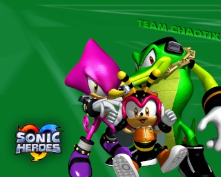 Featured Poll #2: Favorite Sonic Heroes Team I_just10
