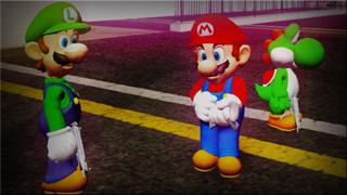 ★ GTA: SonicFreak Edition ★  Mario_10