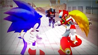 ★ GTA: SonicFreak Edition ★  Zero_v10