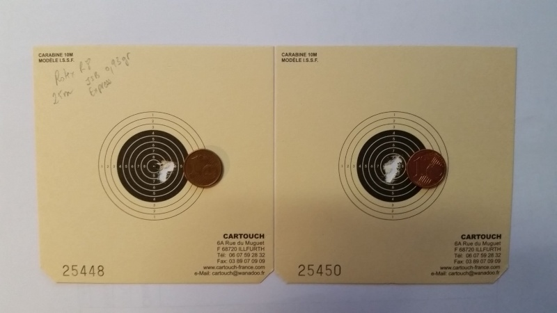Carabine Walther Rotex RM8 5,5mm 30 joules - Page 16 20160111