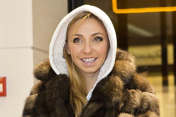 Татьяна Навка - официальный посол бренда Chopard 20151211