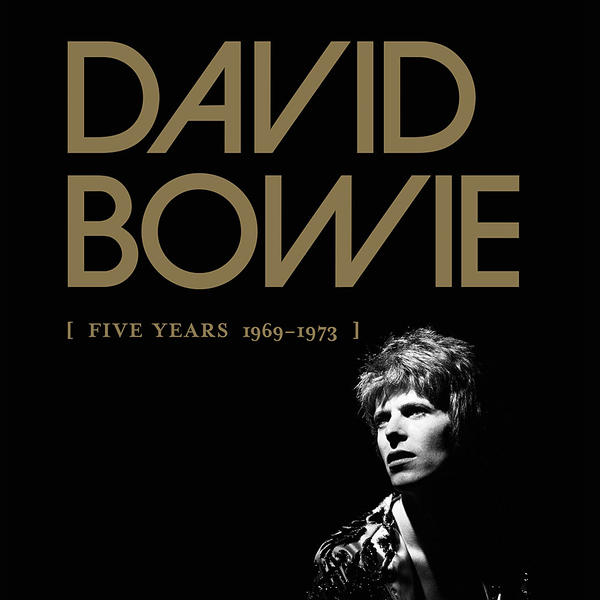 David Bowie, remaster a 24 bit 5years10