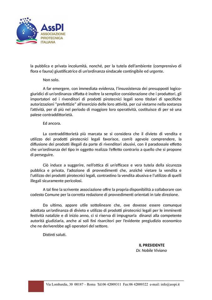 Diffida Ass.P.I. ai Sindaci delle ordinanze 21630_10